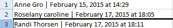 Stempelglede's Challenge, February 2015 - List
