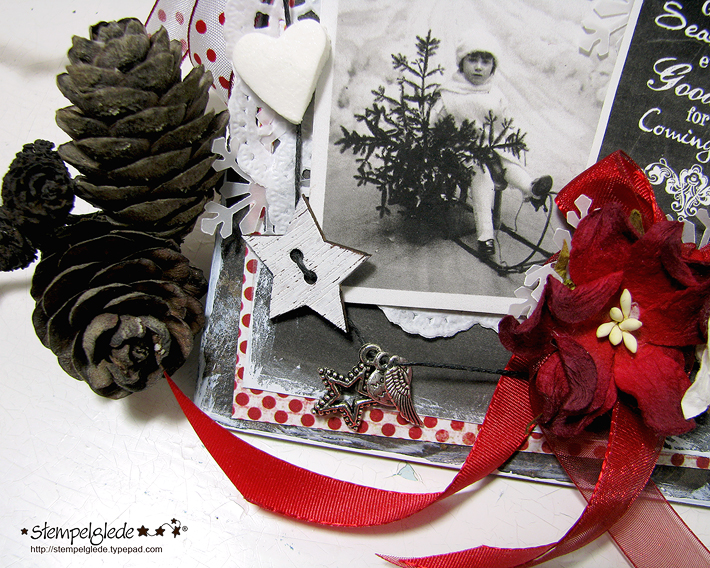 Christmas Card - Stempelglede