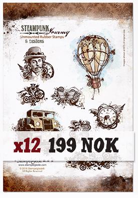 Stempelglede - Steampunk Journey