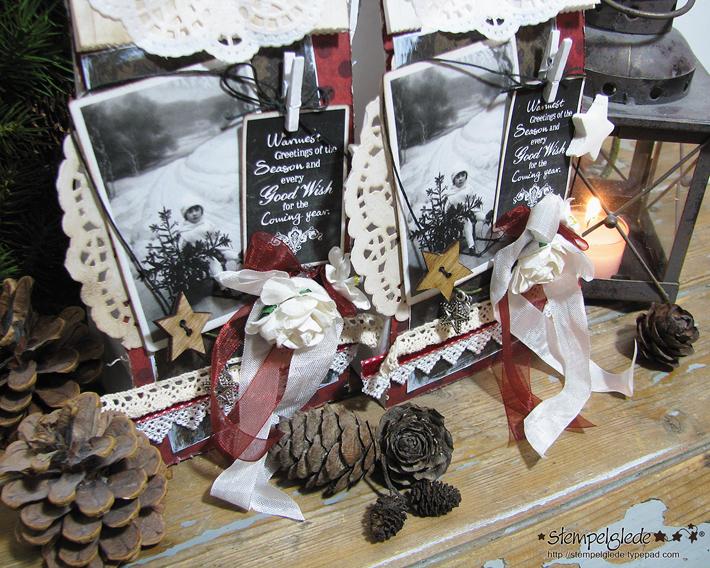 Merry Christmas - Stempelglede
